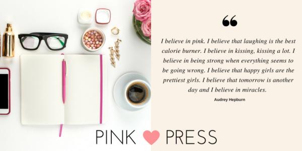 pinkpress1 - Nieuwe collecties en nieuwe visite kaartjes
