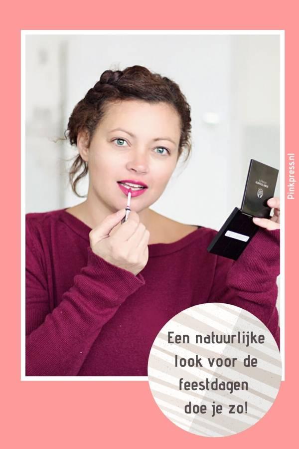 natuurlijke make up feestdagen