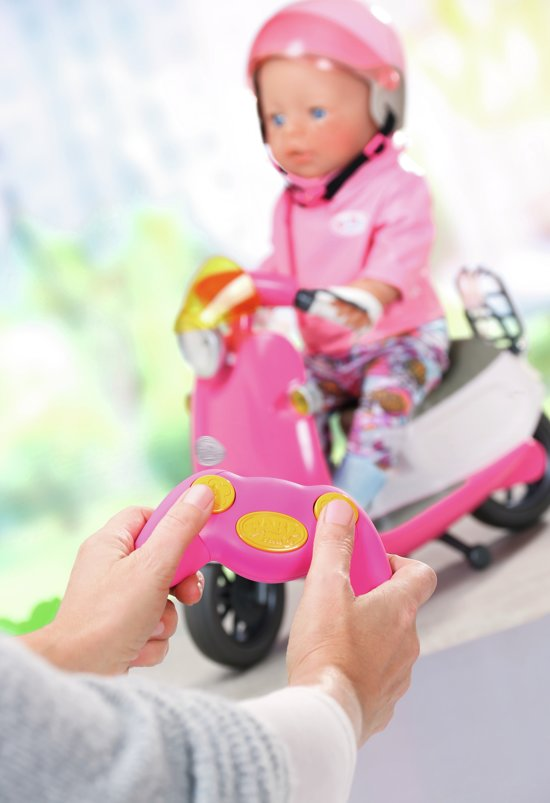 baby born scooter review