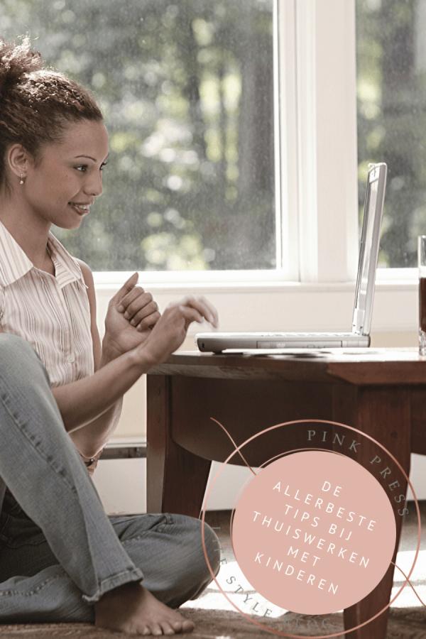 De allerbeste tips om rustig samen thuis te werken met kinderen