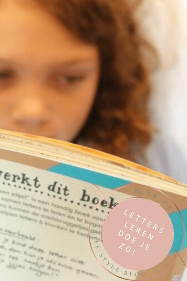 Letters leren doe je zo!