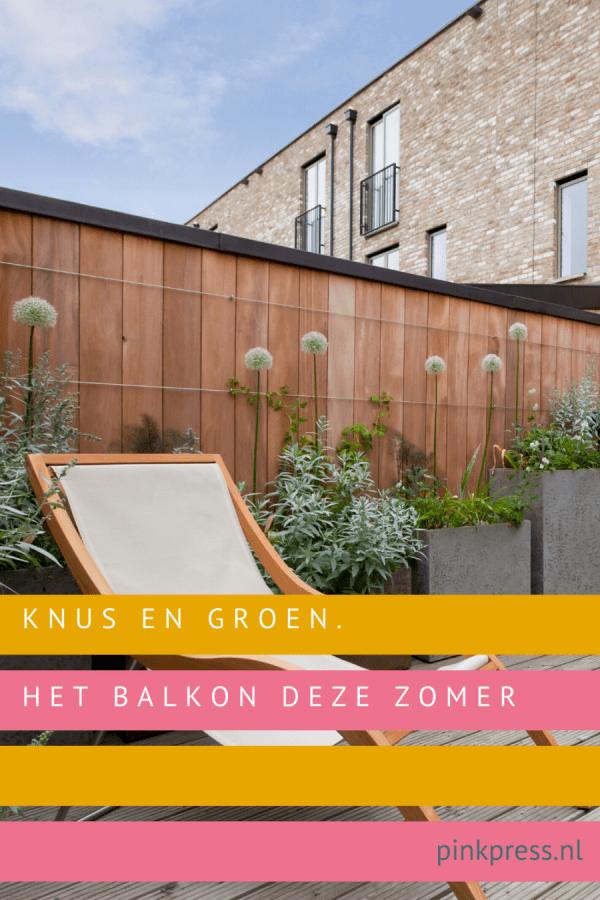 knus en groen het balkon 2020