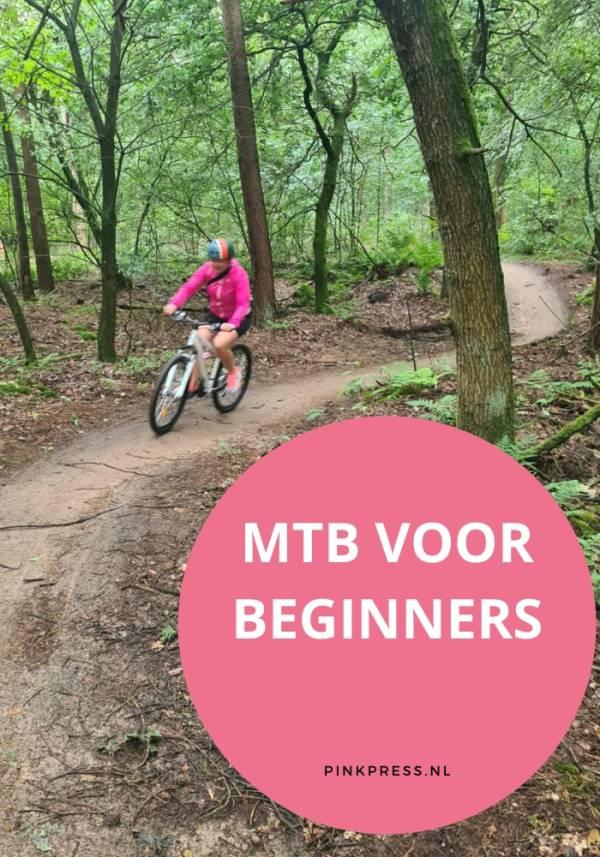 MTB voor beginners