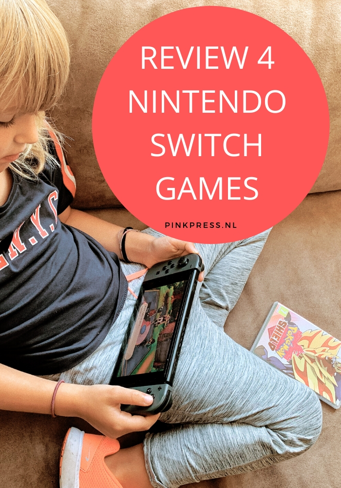 review 4 nintendo switch games