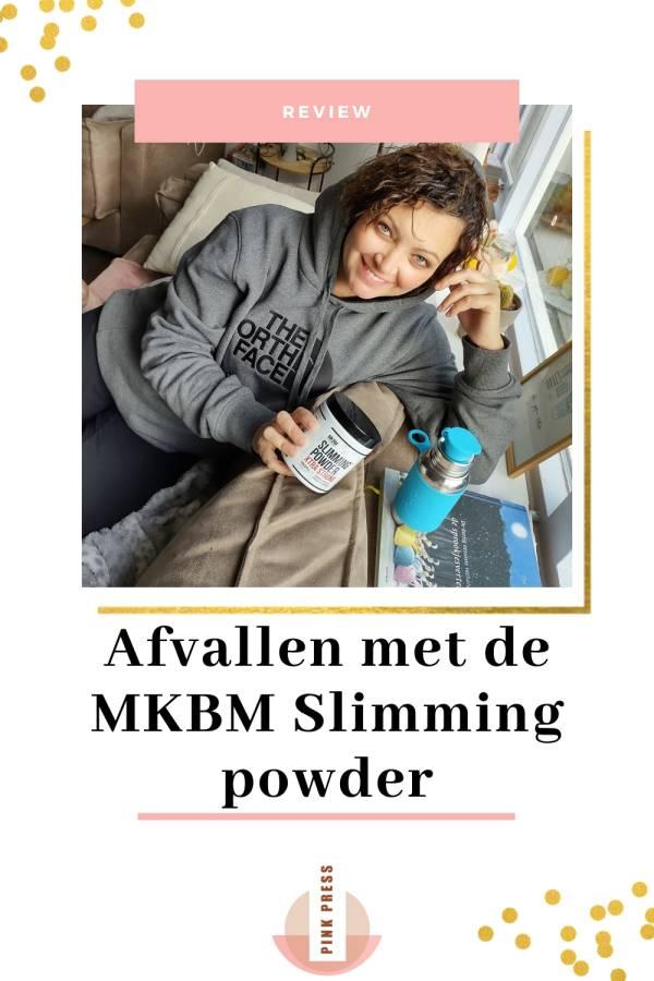 Afvallen met de MKBM slimming powders