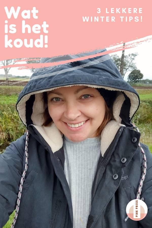 Wat is het koud! 3 Leuke tips voor de winter