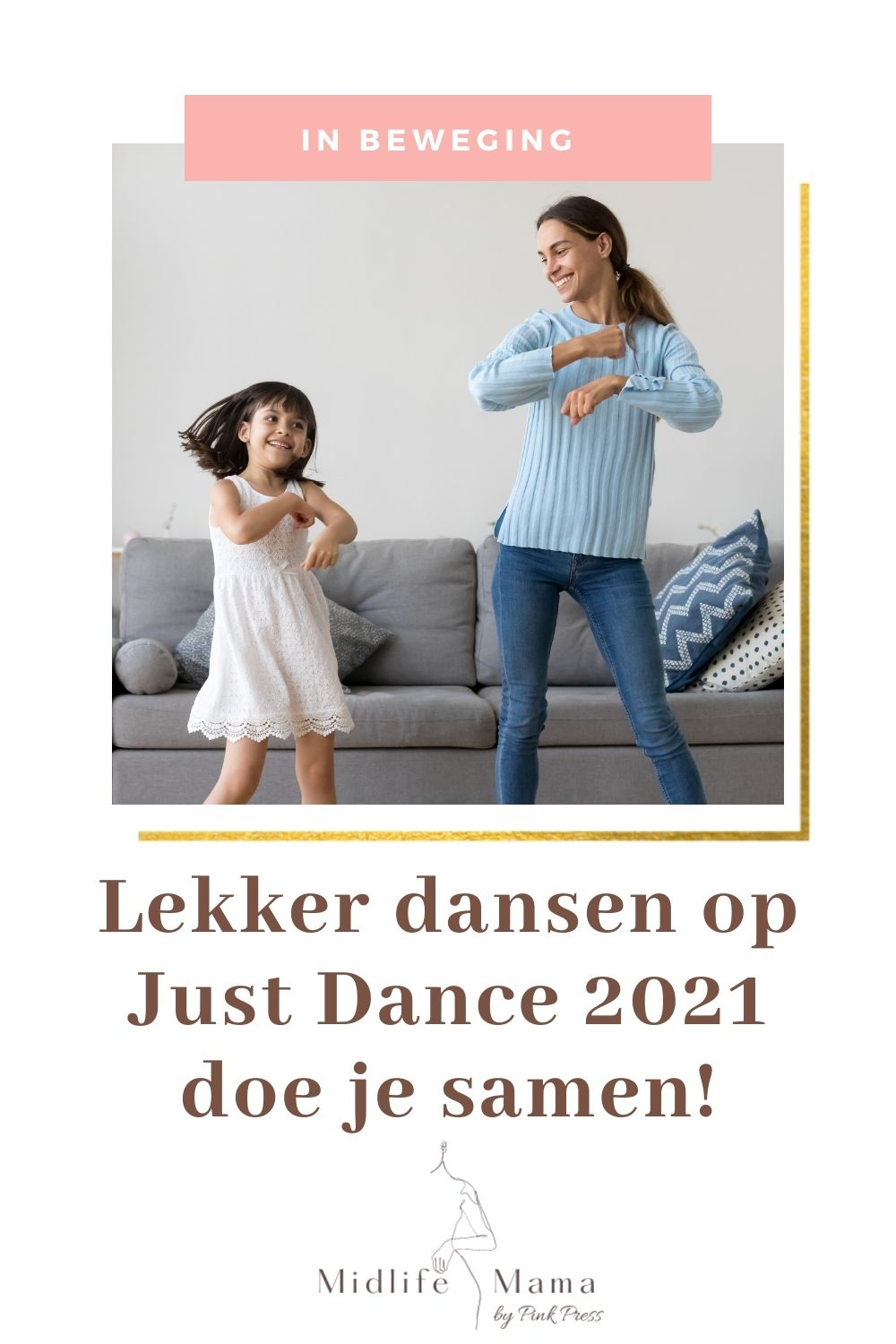 Lekker dansen is een top workout