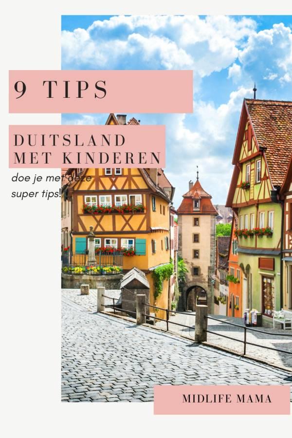 9 Dingen om te doen in Duitsland met kinderen