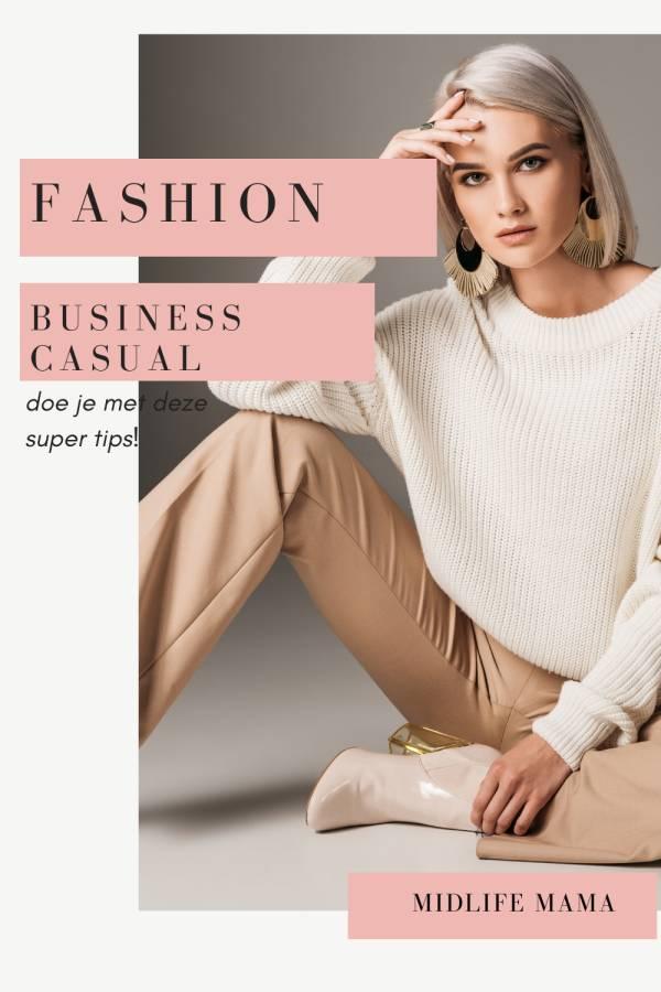 5X waarom comfy casual de nieuwe business casual zou moeten zijn