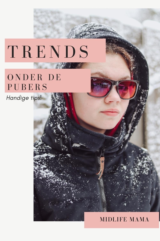 Too cool for school: de trends onder de pubers!