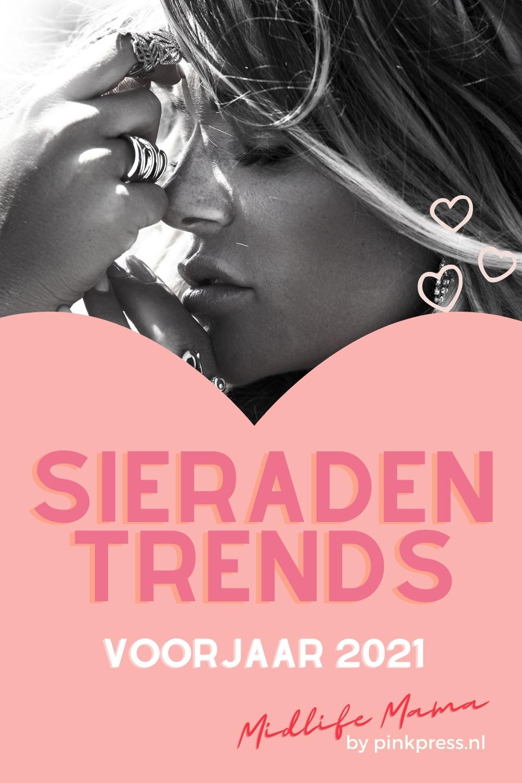 7 sieraden trends in het voorjaar van 2021