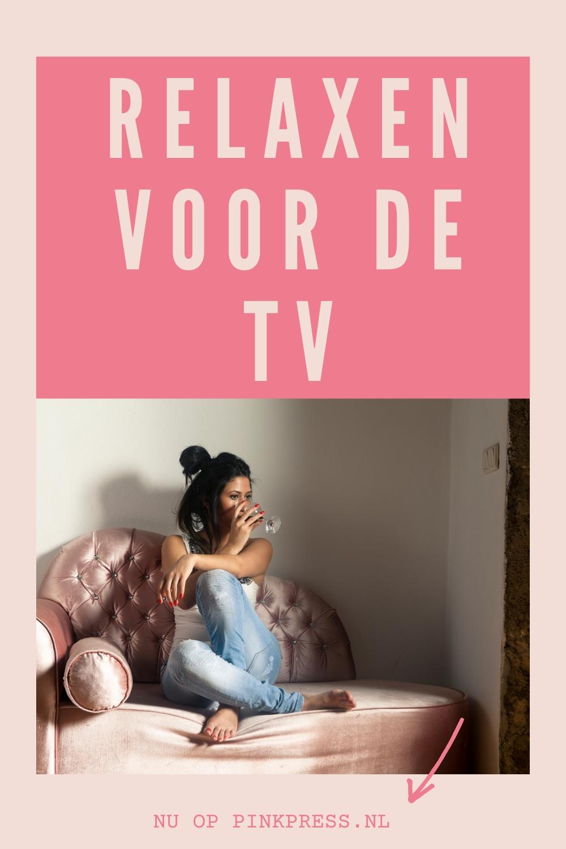 relaxen voor de tv