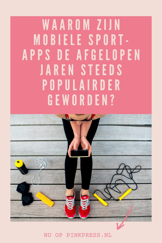 Mobiele sport-apps