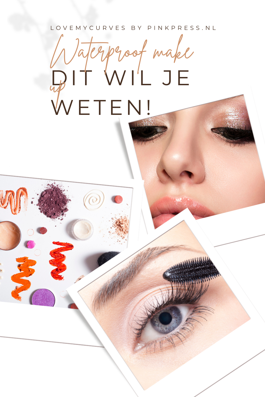 beauty tips over waterproof make-up